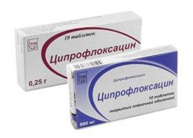 Ципрофлоксацин: инструкция по применению таблетки 500 мг, цена, от.